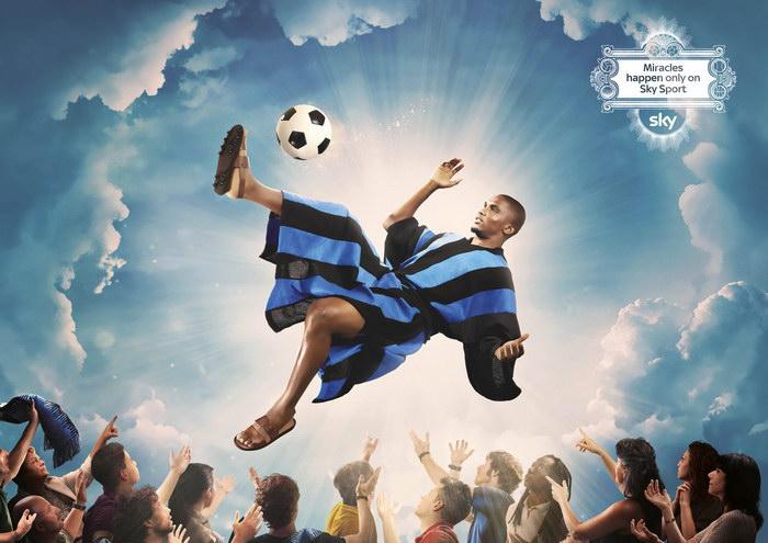 天空体育电视台平面广告(3)---创意策划--平面饕图片